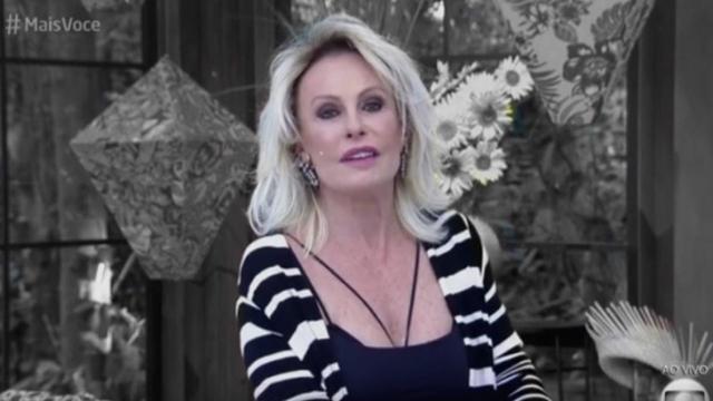 Ana Maria Braga revela que se curou do câncer de pulmão