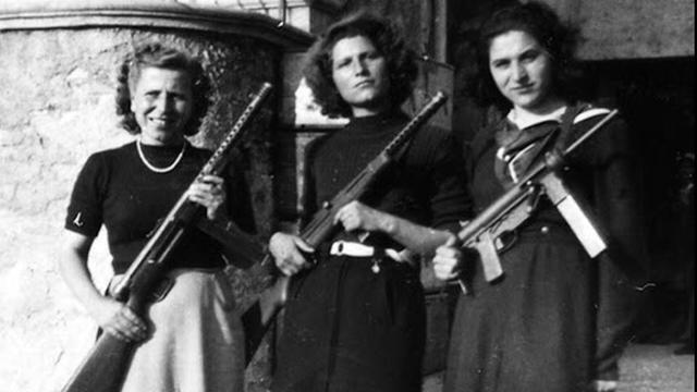 25 aprile: decisivo il supporto delle donne per la liberazione del Paese, furono in 35mila