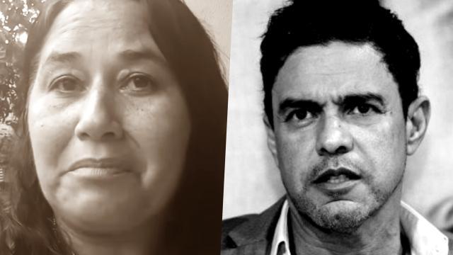 Cleo Loyola, ex-mulher de Luciano, acusa Zezé Di Camargo de violentá-la aos 16 anos