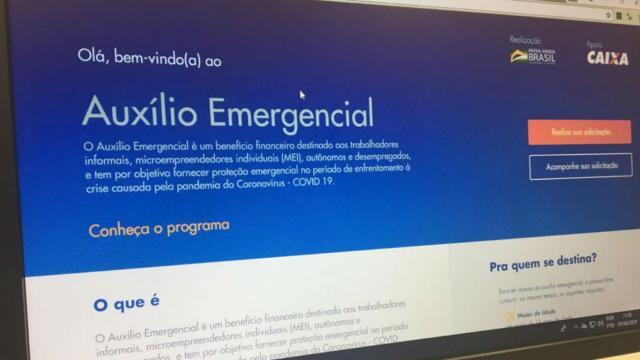 Aplicativo de pagamento do auxílio emergencial é atualizado pela Caixa