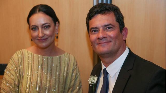 Esposa de Sergio Moro se pronuncia após pedido de demissão do ex-ministro