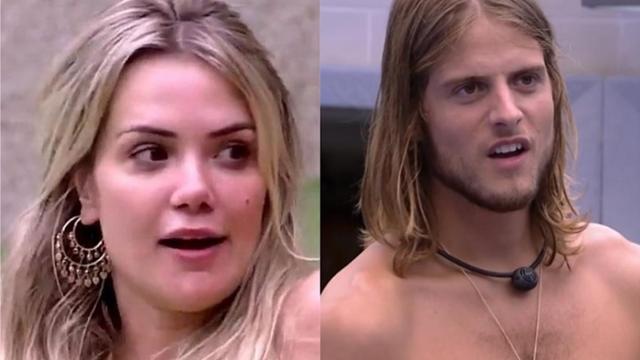 Daniel do 'BBB20' revela que já ficou com um homem, enquanto Marcela diz estar solteira