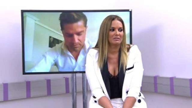 Marta López llora en 'Viva la vida' tras el vídeo, afirmando que iban a casarse