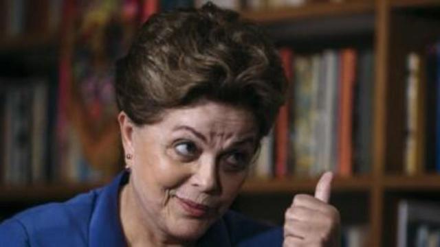 Dilma Roussef acusa Eduardo Bolsonaro de disseminar notíticas falsas