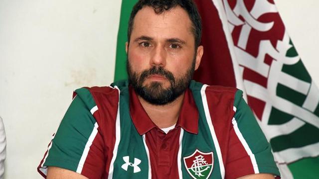 Presidente do Fluminense fala sobre o atacante Fred
