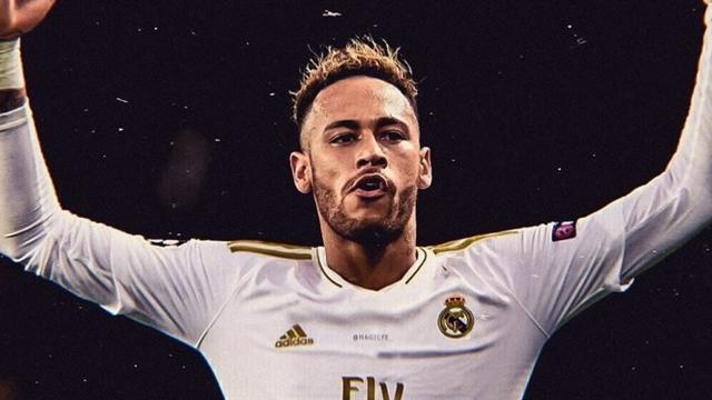 Mercato PSG : Neymar, le 'rêve' du Real Madrid