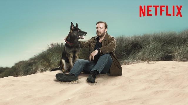 'After Life' Netflix estreia a segunda temporada do seriado