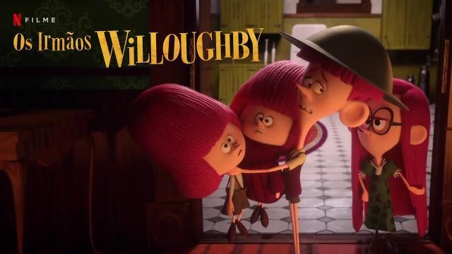 Animação 'Os Irmãos Willoughbys' é estreada pela Netflix