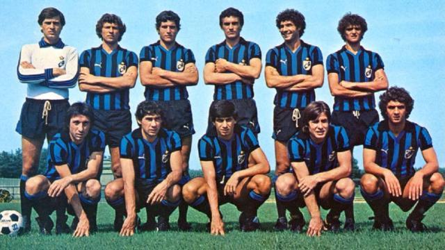Quarant'anni fa il 12° scudetto dell'Inter, Beccalossi: 'Era un gruppo eccezionale'
