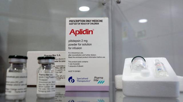 Coronavirus: Pharmamar inicia pruebas de un tratamiento en España