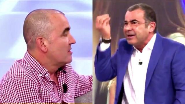 Las polémicas afirmaciones de Jorge Javier en 'Sálvame' contestadas con dureza por VOX