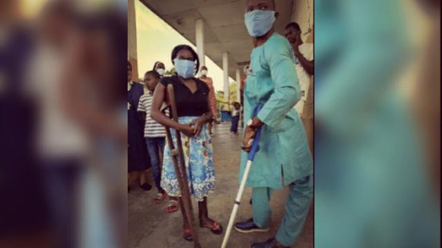 Cameroun-Covid-19 : Raymond Barre Mekamba fait des donations aux nécessiteux