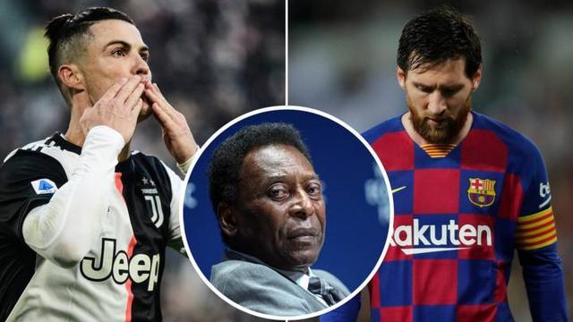 Football : Les meilleurs joueurs de l'histoire d'après Pelé
