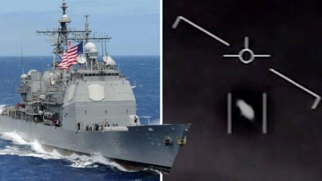 Governo dos Estados Unidos divulga imagens oficiais de 'OVNIs' gravadas pela marinha