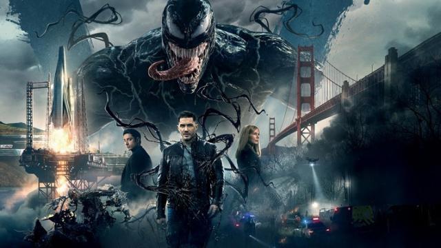 'Venom 2: Tempo de Carnificina' deve chegar aos cinemas em 24 de junho de 2021