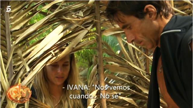 Supervivientes 2020: Hugo Sierra rompe la relación con Ivana Icardi