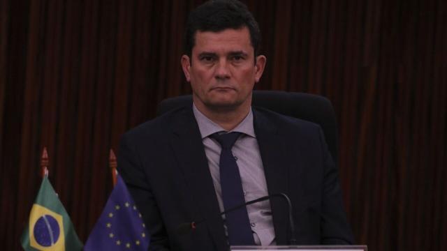 Sergio Moro pode ser enquadrado em diversos tipos de crimes, aponta Aras