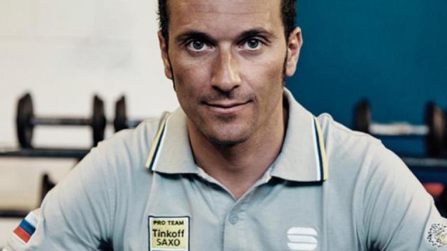 Ivan Basso: 'I simulatori diventeranno parte fissa dell'allenamento individuale'