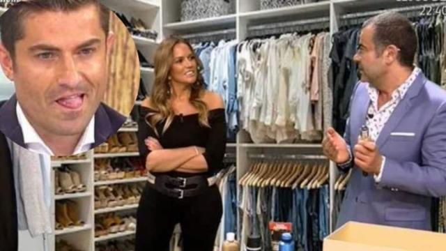 Marta López revela la obsesión de Alfonso Merlos por el maquillaje