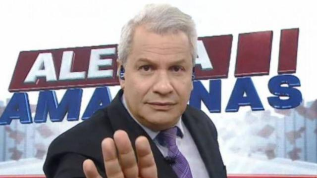 Jornalista diz que Sikêra Jr. está em estado grave, porém filha do apresentador nega