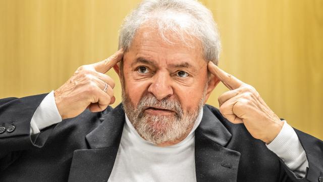 Lula descarta possibilidade de se candidatar a presidente em 2022