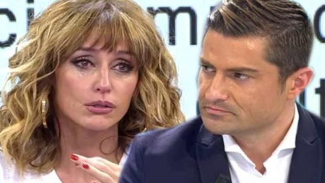 Emma García revela que no se encontraba cómoda presentando con Alfonso Merlos