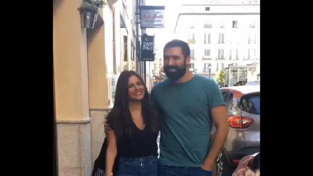 Alexia Rivas probó suerte en el mundo de la comedia junto al polémico Jorge Cremades