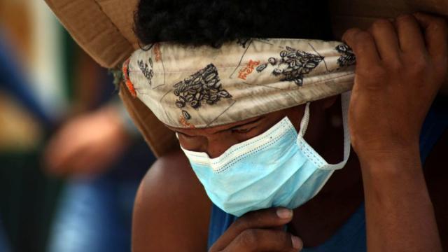 O numero de casos de coronavírus em terras indígenas é preocupante
