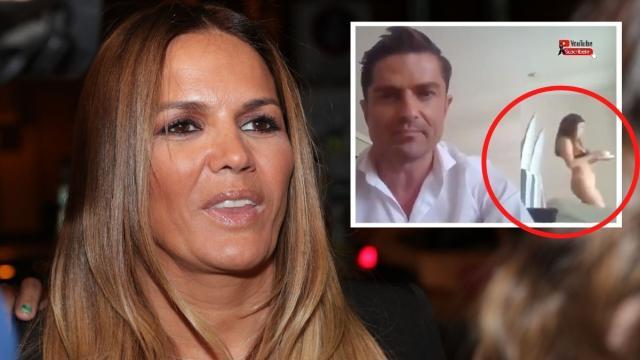 Alfonso Merlos y Marta López discutieron por celos antes del escándalo, según Rábago