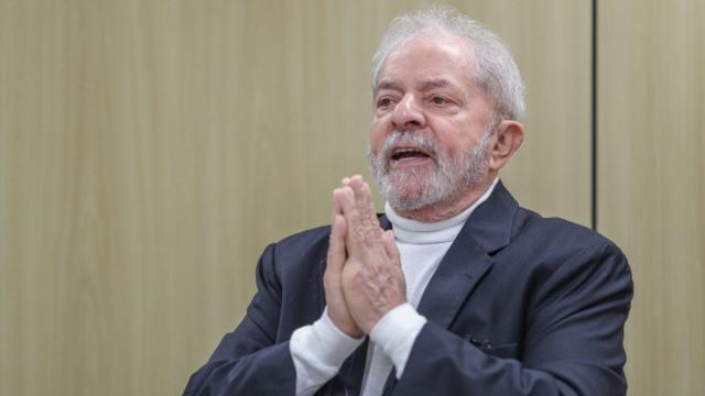 Em entrevista Lula critica Sergio Moro: ' isso só demonstra o mau-caratismo'