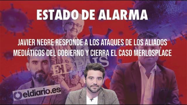 """Javier Negre quiere demandar a """"Sálvame"""" y """"Todo es Mentira"""""""