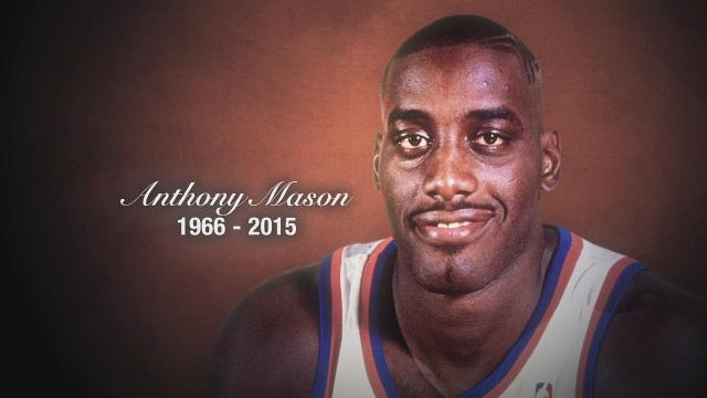 Légende de la NBA: Anthony Mason, le colosse au cœur sensible