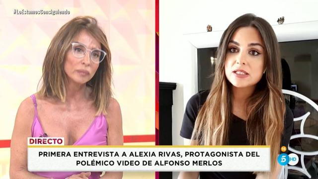 'Merlos Place' / Alexia Rivas, de baja, acusa ahora a sus jefes de 'bullying' y 'asedio'