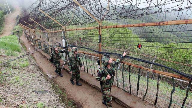 Spari fra Corea Nord e Sud a confine