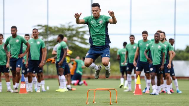 Fluminense deve voltar aos treinos nesta segunda-feira