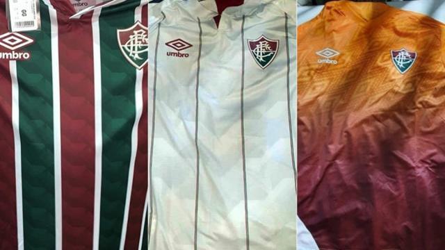 Fluminense comunica data de lançamento de seus novos uniformes