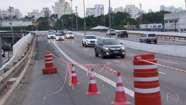 São Paulo fechará ruas e avenidas a partir desta segunda-feira