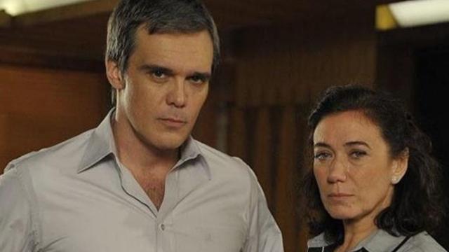 Pereirinha retorna e reivindica seu lugar como marido de Griselda em 'Fina Estampa'