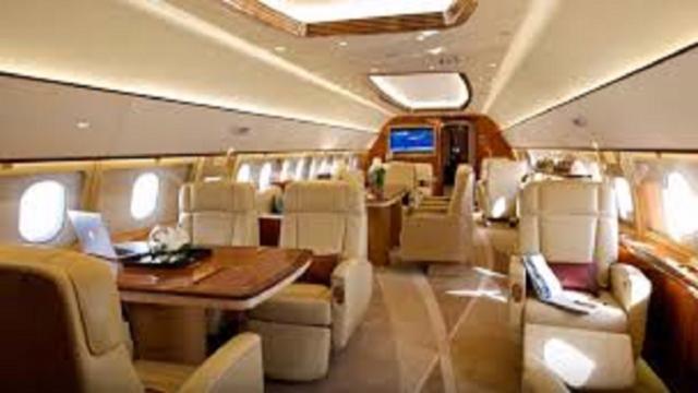 À la découverte de l'avion personnel de Cristiano Ronaldo à 20 millions d'euros