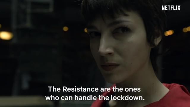 Covid, su Instagram il videomessaggio di Úrsula Corberó che invita a 'resistere ancora'