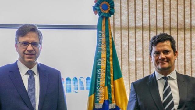 Sergio Moro reclama de falsas notícias contra ele que usam nome de ministro do STF