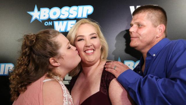 Mama June Shannon has a quarantine side hustle and charges $15 per text