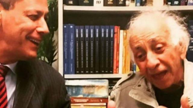 Filho de Flávio Migliaccio desabafa sobre o falecimento do pai