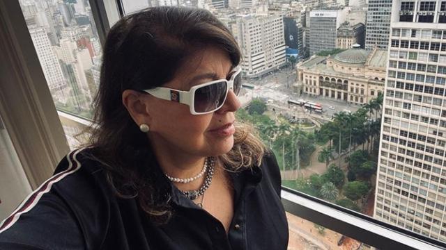 Roberta Miranda apoia Eduardo Costa em polêmica