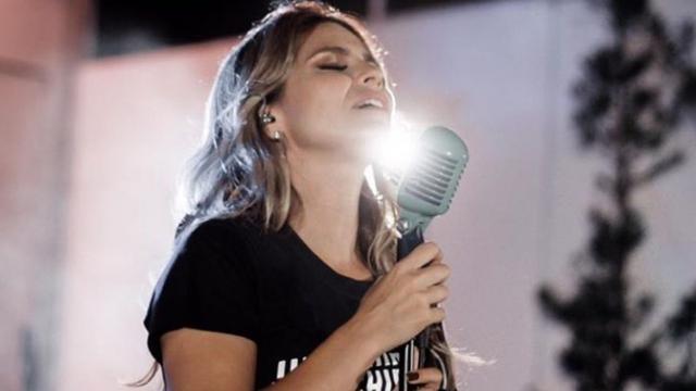 Cantora Gospel Aline Barros, confirma segunda live, onde as crianças serão a prioridade