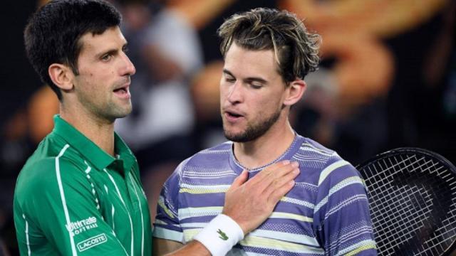 Dominic Thiem: 'Difficile si veda altro tennis nel 2020'