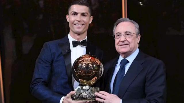 Mercato : Cristiano Ronaldo aurait 'un pacte' avec le Real Madrid