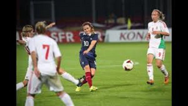 L'inégalité salariale homme-femme dans le foot