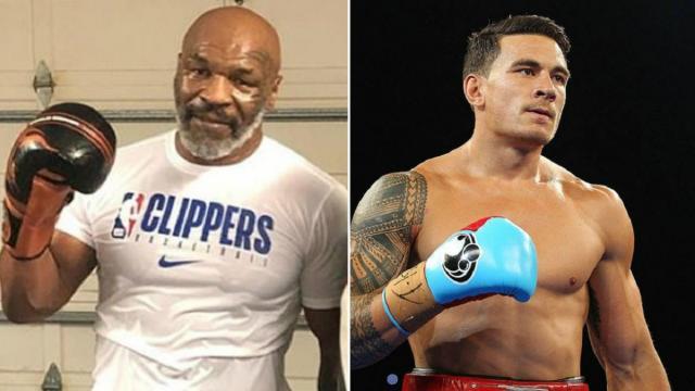 Sonny Bill Williams potrebbe essere il primo avversario del 'redivivo' Mike Tyson