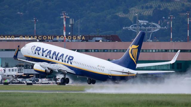 Ryanair: 'Programmazione dei voli limitata fino al 28 maggio'